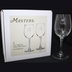 Masters White Wine Glasses - Set of 2- Masters Glassware