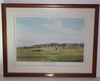 Lot 39 - Arthur Weaver St. Andrews 16th Green Limited Edition Print - USGA Award to David Eger