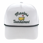 Masters Rope Vintage Caddy Hat - White