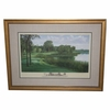 Lot 96 - 1991 US Open Hazeltine Artist Proof #1/85 Signed & Numbered L. Hartough Art-RT Jones