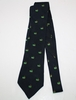 Lot 456 - Augusta National Navy Tie - Member's Only