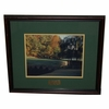 "Lot 95 - Bobby Jones' Peachtree Golf Club-Framed Photo ""Of Thanks"" to Designer Trent Jones, Sr"