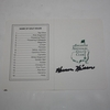 Lot 446 - Herman Keiser Signed Masters Scorecard JSA COA