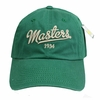 Vintage 1934 Style Masters Caddy Hat - Green