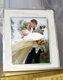 8x10 Wedding Frame