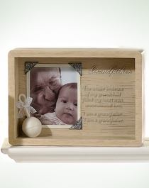 Grandfather Shadow Box