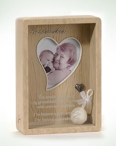 Grandmother Shadow Box