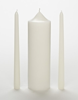 Unity Candles 3 piece set
