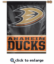 Anahiem Ducks Flag
