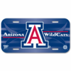 Arizona Wildcats License Plate