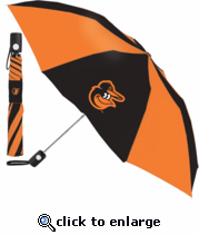 Baltimore Orioles  Totes Umbrella