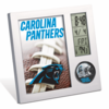 Carolina Panthers Desk Clock