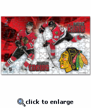 Chicago Blackhawks Puzzle