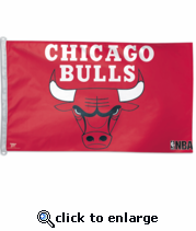 Chicago Bulls 3 x 5 Flag | NBA 3 x 5 Flags