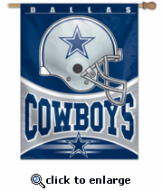 Dallas Cowboys Flag - NFL Flags