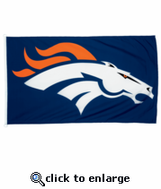 Denver Broncos Flag 3 x 5 | NFL 3 x 5 Flags