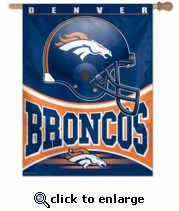 Denver Broncos Flag - NFL Flags