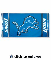 Detroit Lions Towel - NFL Towel