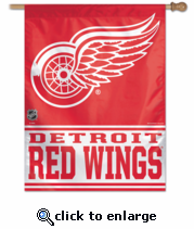 Detroit Red Wings Flag - NHL Flags