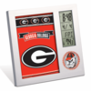 Georgia Bulldogs Digital Desk Clock