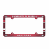 Georgia Bulldogs License Plate Frame