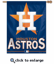 Houston Astros Flag - MLB Flags