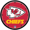 Kansas City Chiefs Clock