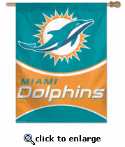 Miami Dolphins Flag - NFL Flags