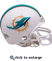 Miami Dolphins Riddell Mini NFL Football  Helmet
