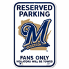 Milwaukee Brewers Locker Room Sign