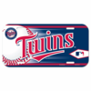 Minnesota Twins License Plate