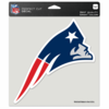 New England Patriots Decal 8x8