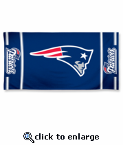 New England Patriots Towel - NFL Towel