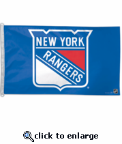 New York Rangers 3 x 5 Flag | NHL 3 x 5 Flags