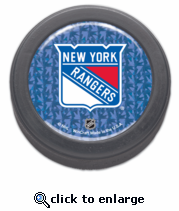 New York Rangers Hockey Domed Puck