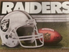 Oakland Raiders Puzzle