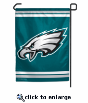 Philadelphia Eagles Garden Flag