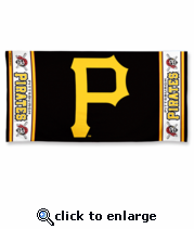 Pittsburgh Pirates Towel - MLB Towel