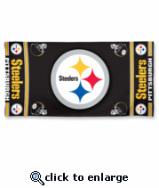 Pittsburgh Steelers Towel - NFL Towel