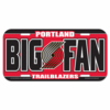 Portland Trailblazers License Plate