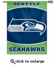 Seattle Seahawks Flag  - NFL Flags