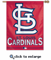St Louis Cardinals Flag - MLB Flags