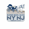 Super Bowl Trading Pin - Style 3