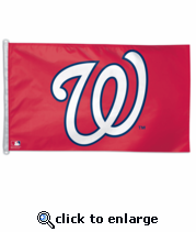 Washington Nationals 3 x 5 Flag | MLB 3 x 5 Flags
