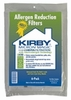 Kirby Vacuum Allergen Reduction Filters Sentria 24 Pack