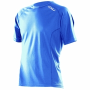 2XU Active Short Sleeve Running Shirt - Men's