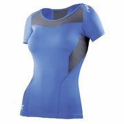 2XU Basic Short Sleeve Compression Top - Women's