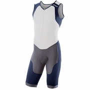 2XU Dark Shield LD Triathlon Suit - Men's