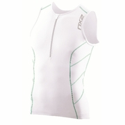 2XU G:2 Long Distance Triathlon Singlet - Men's