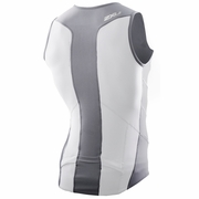 2XU Long Distance Triathlon Singlet - Men's